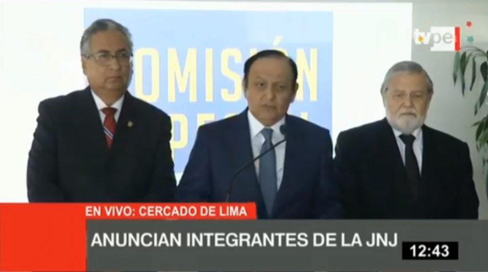 Junta Nacional de Justicia