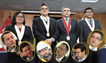 Odebrecht: Detalles de jornada de interrogatorios en Brasil de equipo Lava Jato