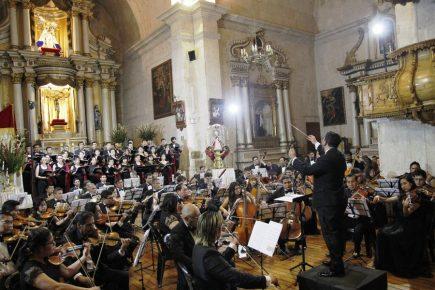 Último concierto del año de la Orquesta Sinfónica de Arequipa