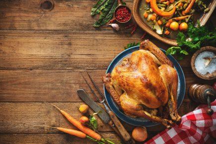 Estas son las 10 cosas que debes saber si quieres preparar pavo en casa