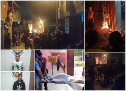 Violencia en Secocha se incrementa y autoridades piden declarar emergencia