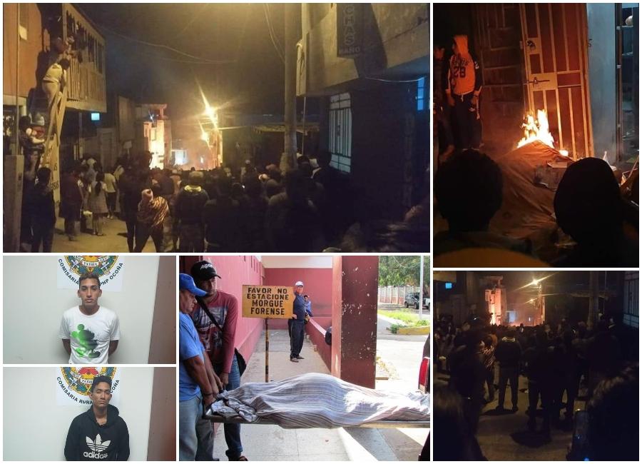 Violencia en Secocha