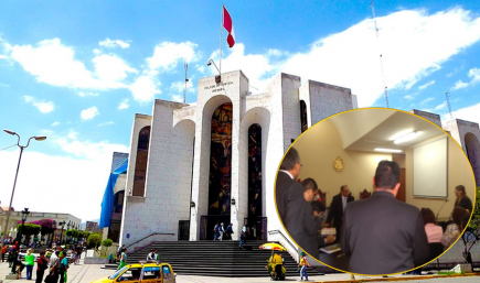 Arequipa: Fiscales se unen a «huelga blanca» de jueces del Poder Judicial