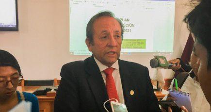 Investigarán a nuevo gerente de Salud por irregularidades en Caylloma