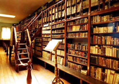 Convento de la Recoleta: Digitalizarán y catalogarán valiosa biblioteca