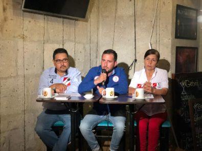 Café Electoral: candidatos de Perú Libre, Alianza para el Progreso y Acción Popular