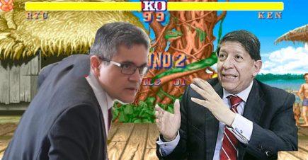 José Domingo Pérez VS Carlos Ramos: abogados formados en Arequipa enfrentados por libertad de Keiko