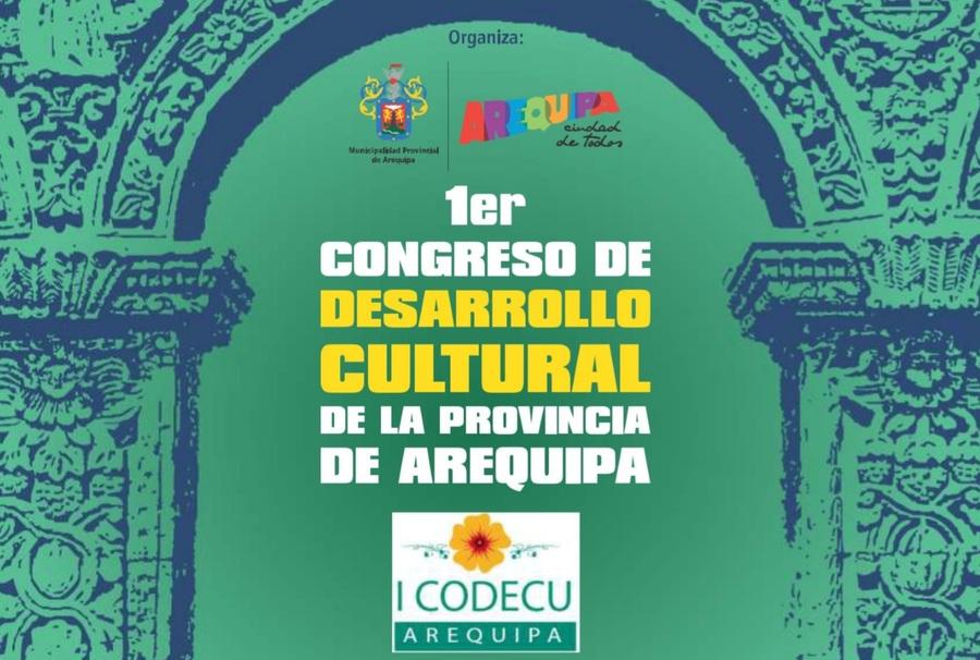 congreso de desarrollo cultura de arequipa