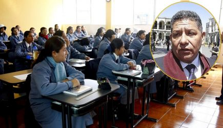 Arequipa: Acusan a la Ugel Norte por perjudicar a colegios privados
