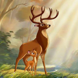 Cuentacuentos: Bambi, el príncipe del bosque