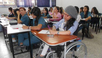 Más de 36 mil personas con discapacidad no están incluidas en sistema educativo