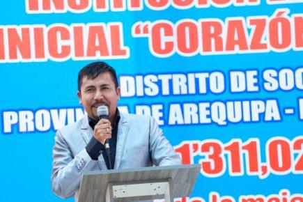 Majes Siguas II: Gobierno Regional busca retomar construcción en el 2020