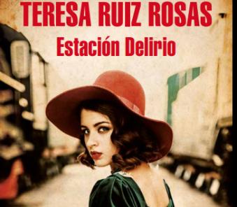 «Estación Delirio» de Teresa Ruiz Rosas se presentó en el Cultural