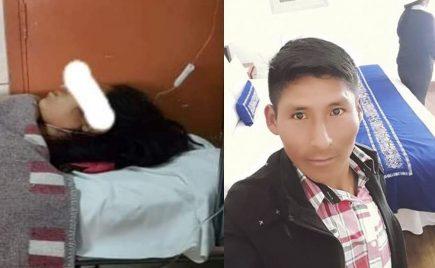 Arequipa: se suicida el sujeto que acuchilló a mujer frente a sus hijos