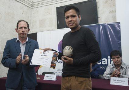 Así fue la premiación del VIII Concurso Literario El Búho (VIDEO)