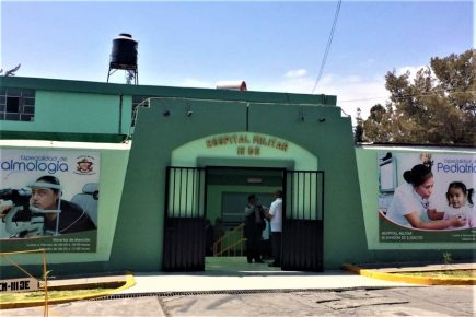 Arequipa: Intervienen Hospital Militar por hacer pasar equipos usados como nuevos