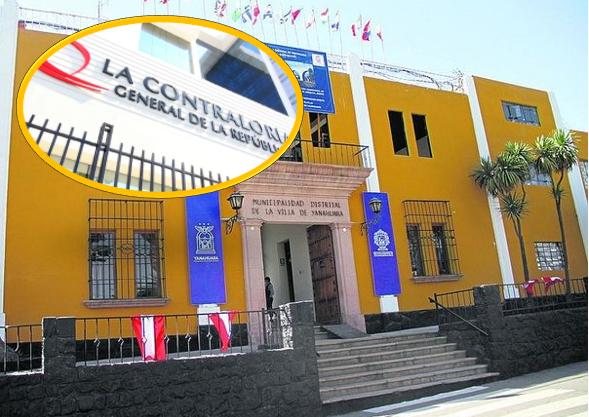 Contraloría emitió un informe sobre Ricardo Bedoya, jefe de la Unidad de Informatica de la Municipalidad de Yanahuara, quien falsificó su titulo profesional