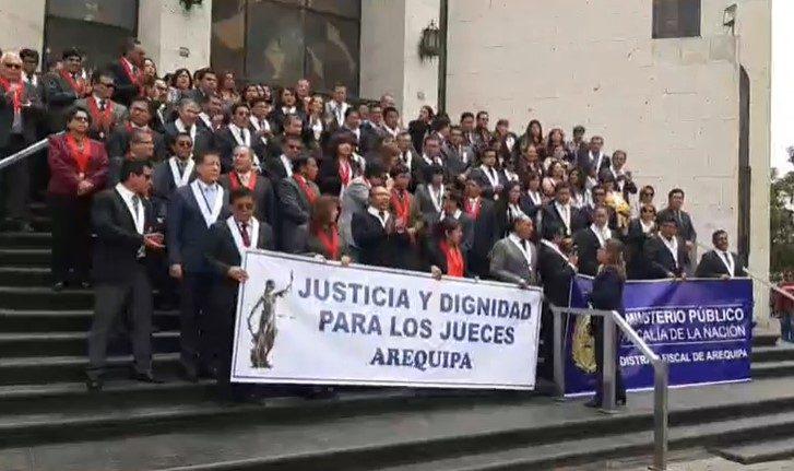 Huelga Blanca: Los jueces suspendieron por el periodo vacacional su medida de lucha hasta marzo