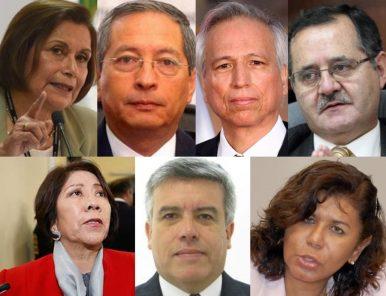 Junta Nacional de Justicia: Estos son los 7 integrantes electos