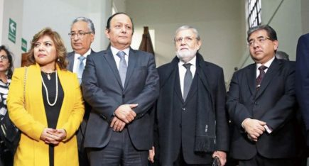 Junta Nacional de Justicia: dos juristas arequipeños pasaron a la última fase