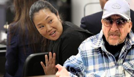 Ofrecieron dinero en Arequipa por Habeas Corpus en favor de Keiko Fujimori