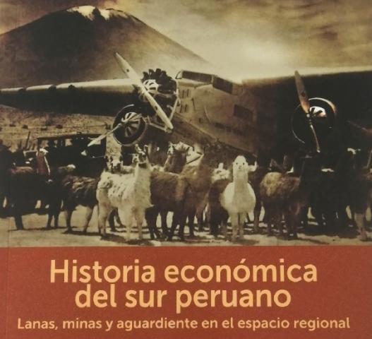 Portada libro Historia del sur peruano