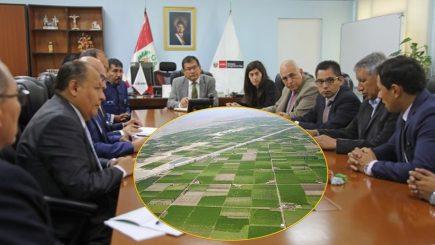 Majes – Siguas II: Gobierno asumirá costo de 104 millones de dólares para su reinicio