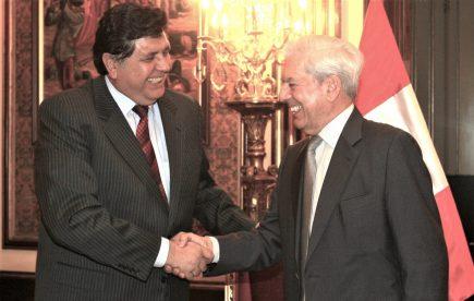 Mario Vargas Llosa: con suicidio, Alan García evitó que su imagen se desmorone