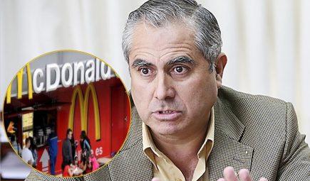 Arequipa: Parlamentario andino denuncia explotación en locales de comida rápida