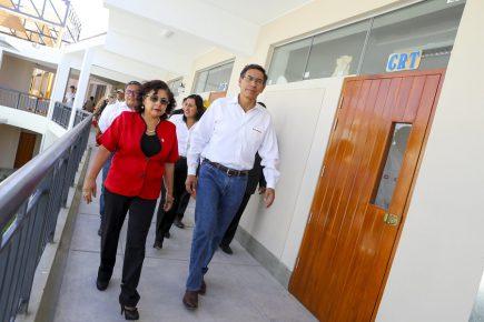 Martín Vizcarra sobre feminicidios: Se sancionará policías que no actúen
