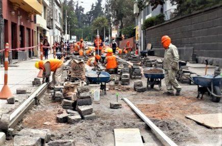 Arequipa: El 40% de tuberías necesitan ser cambiadas por antigüedad