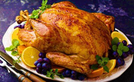 Navidad: Estos son los beneficios de cenar pavo en la noche buena