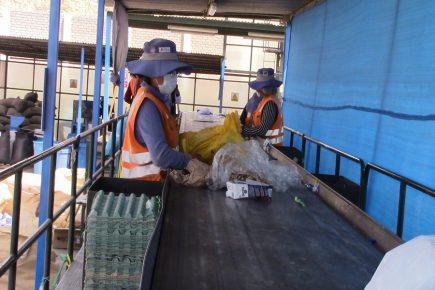 Planta de Reciclaje en Arequipa, primera especializada en plástico