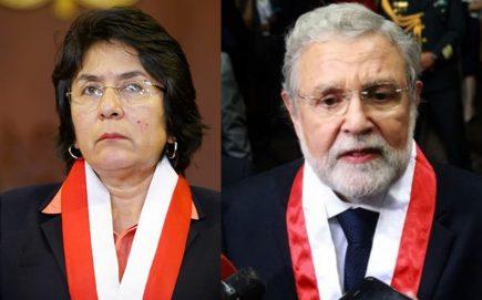 Tribunal Constitucional: Marianella Ledesma reemplaza a Ernesto Blume en la presidencia