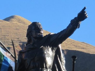 Hace 239 años: Túpac Amaru en Puno