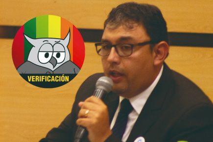Candidato Álvaro Moscoso dice que Arequipa es la segunda región más contaminada ¿Es cierto?
