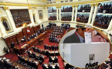 Elecciones 2020: Estos son los 130 nuevos congresistas que integran el Parlamento