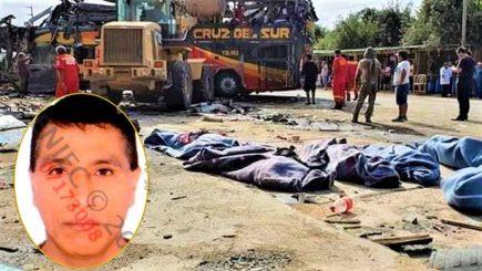 Arequipa: Piden 9 meses de prisión preventiva para chofer de Cruz del Sur