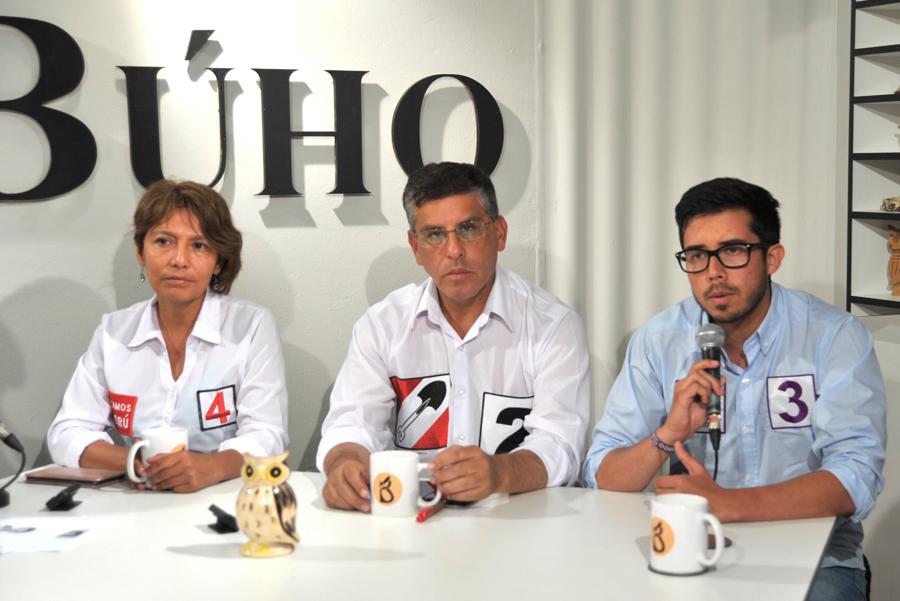 Café Electoral: Andrés Risueño, Dessy Zanabria y Nicolás Talavera explican propuestas
