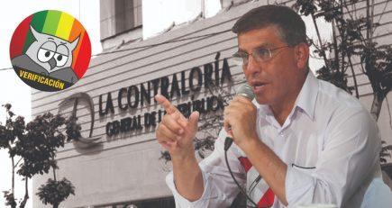 #AveDePresa Candidato Acción Popular pide anonimato para denuncias pero ya existe