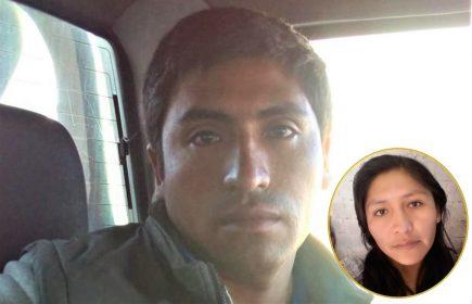 Primer feminicidio: Capturan sujeto que asesinó a su pareja con desarmador