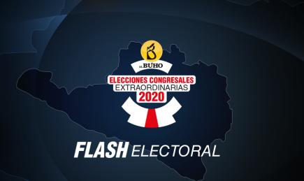 Elecciones 2020: Análisis tras flash electoral de El Búho (EN VIVO)