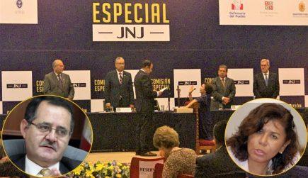 Junta Nacional de Justicia: Miembros juramentaron sin Falconí ni Zavala (VIDEO)