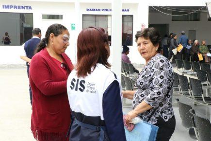 Arequipa: SIS financió más de dos millones de atenciones en 2019
