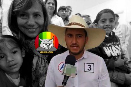 #AveDePresa Fernando Cornejo afirmó que 5 de cada 10 niños tiene anemia
