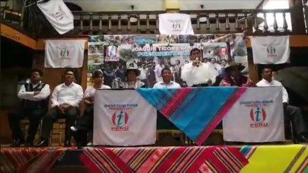 Presentan nuevo partido político en Arequipa: Perú Trabajando