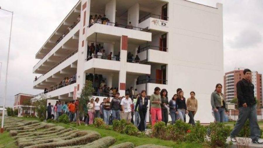 universidades no licenciadas