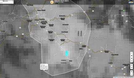 Arequipa: Alerta por formación de tormentas en sureste de la ciudad