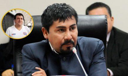 Candidato pedirá evaluación  psiquiátrica para gobernador de Arequipa