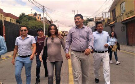 Elecciones 2020: Talavera anunció que César Acuña llegará a Arequipa